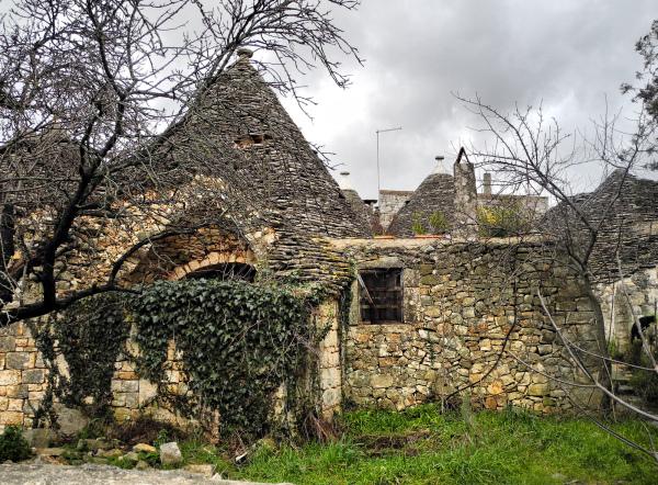 Alberobello Puglia Italy Trulli