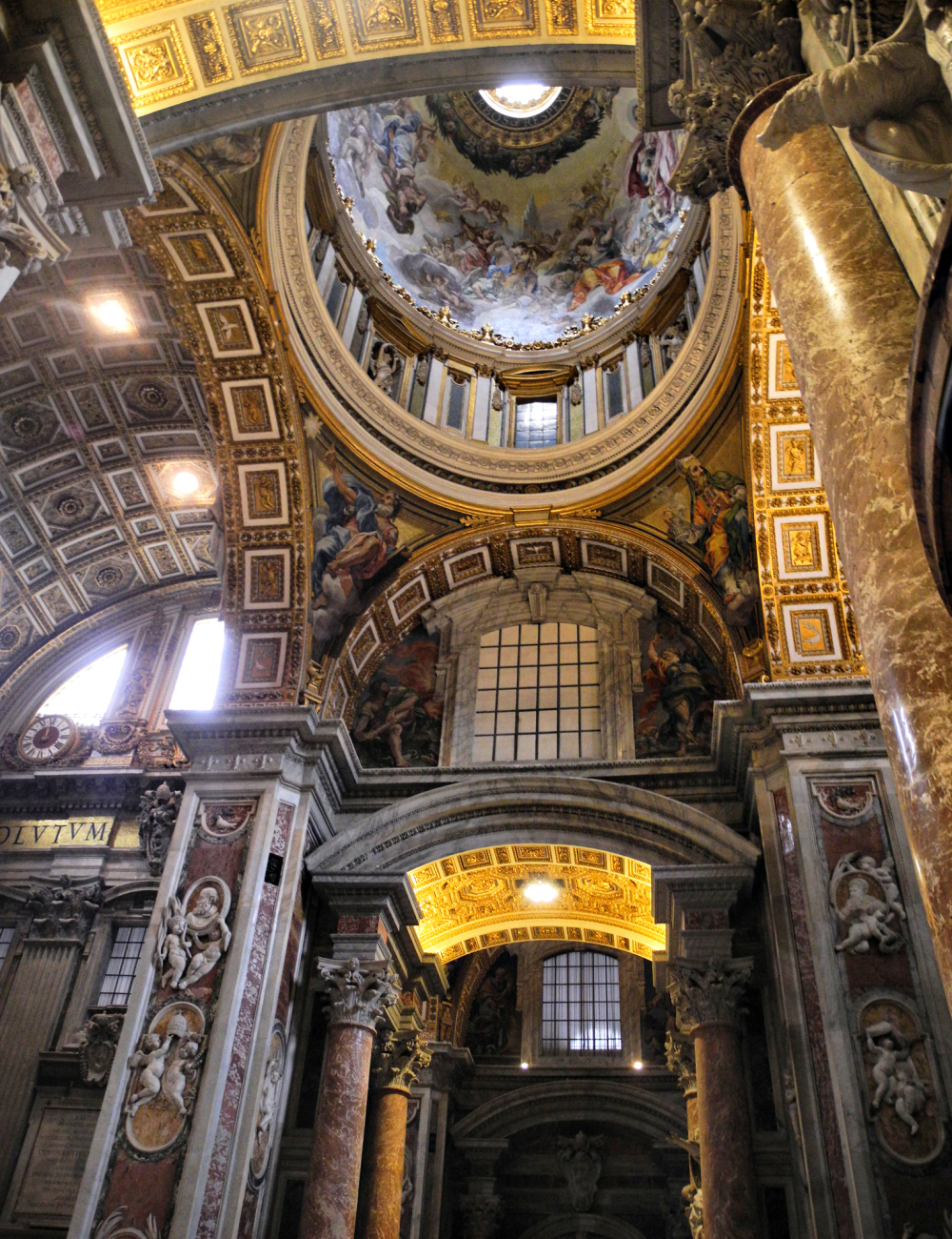 St Peters Vatican City Rome Italy