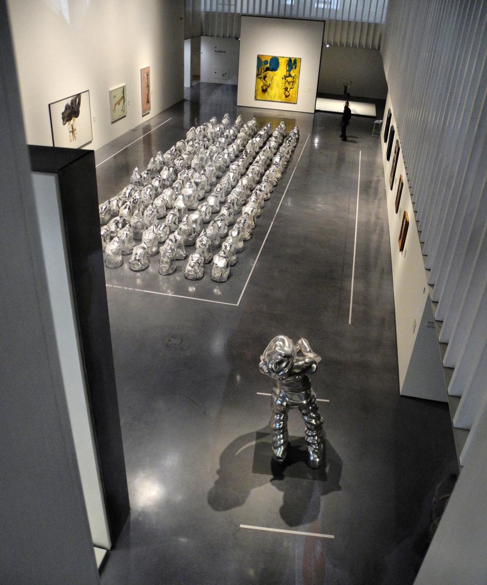 Malaga Pompidou Andalusia Spain