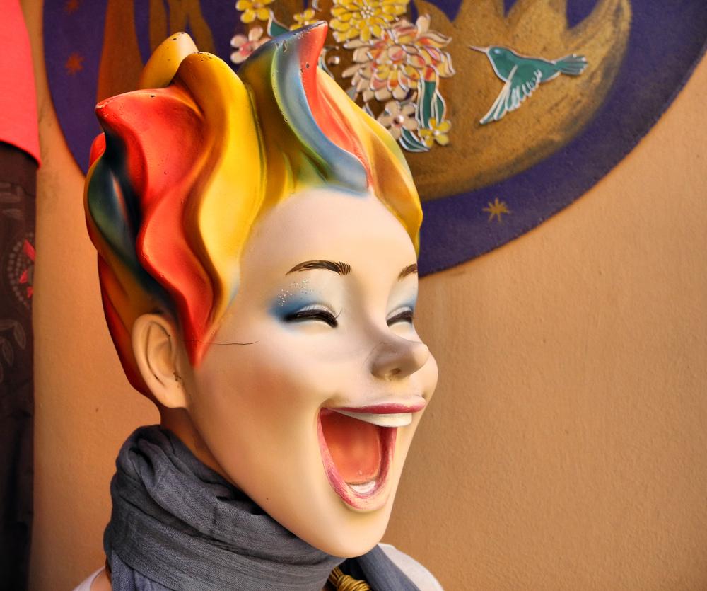 La Gomera Canaries Spain Mannequin