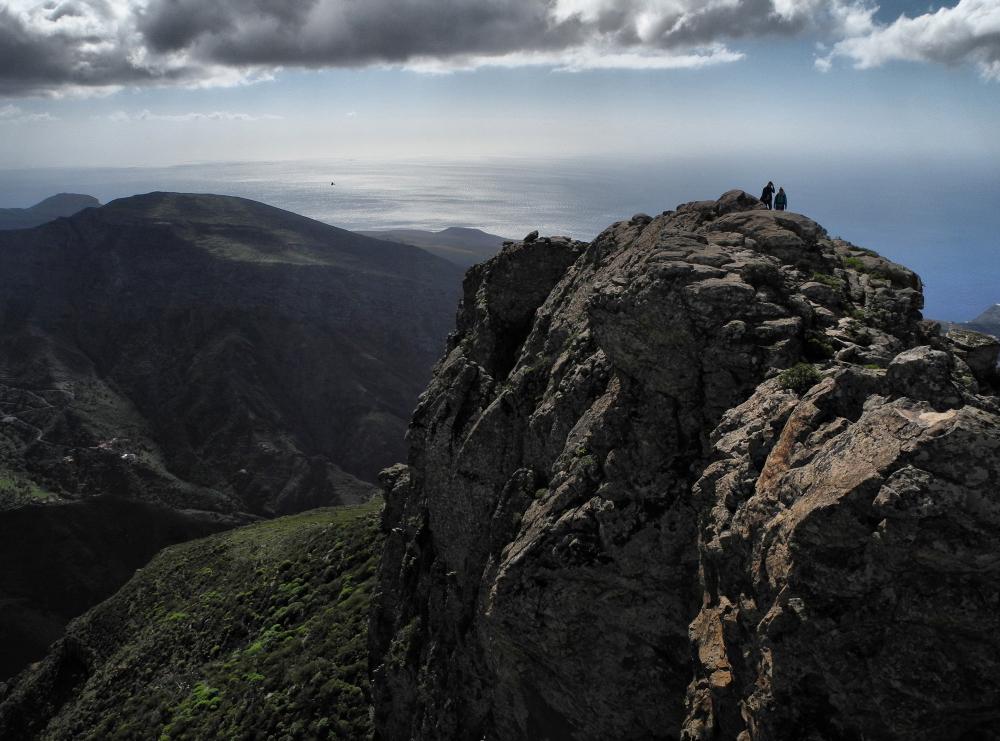 La Gomera Canaries Spain La Fortaliza