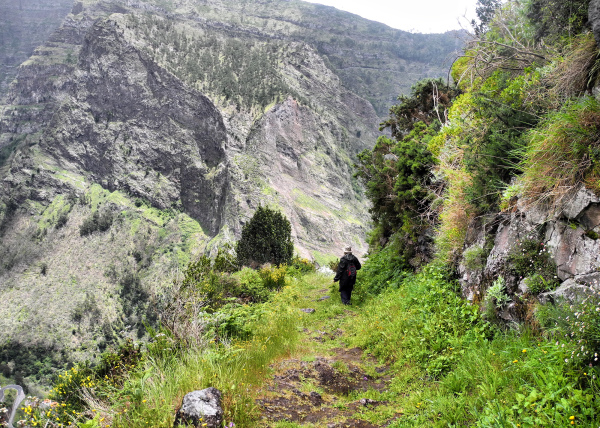 Madeira Nuns valley