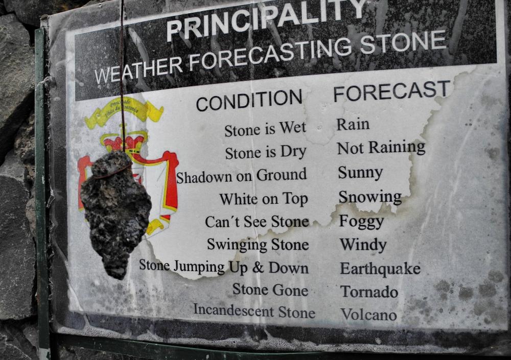 Madeira Atlantis Weather forecast