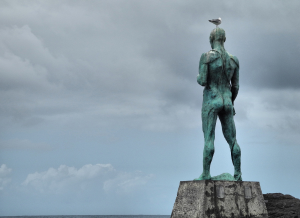 Madeira Sculpture