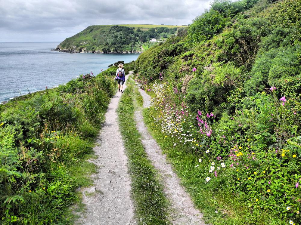 Cornwall Coast Path