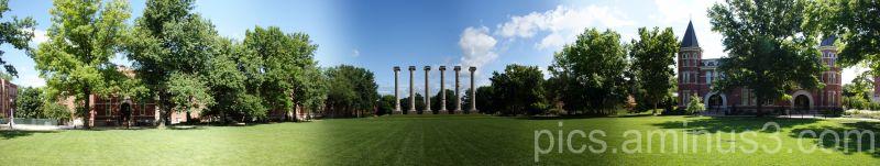 University of Missouri Quadrangle