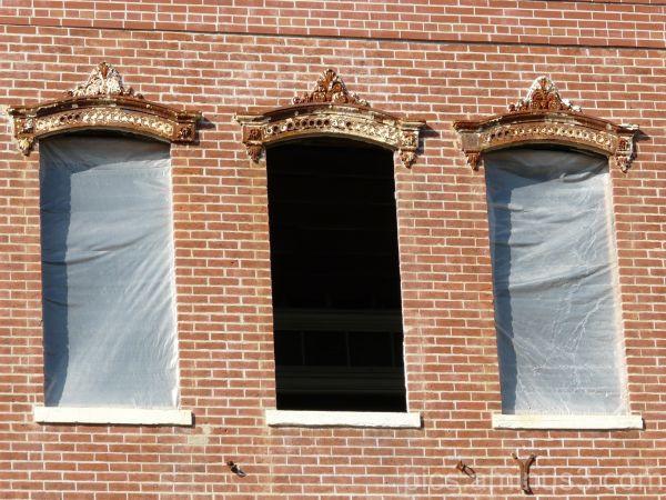 Missing Windows