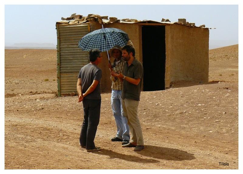 TOURNAGE D'UN FILM  (4)