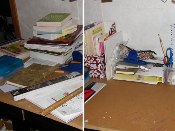 De-cluttered