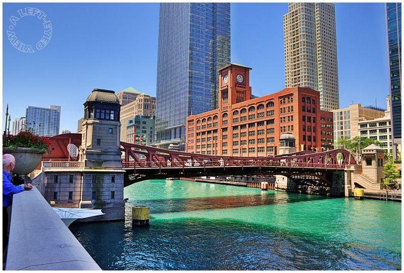 Clark Street Bridge