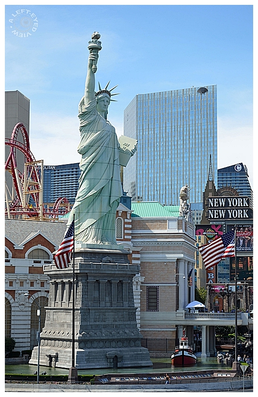 """Las Vegas"", ""New York, New York"""