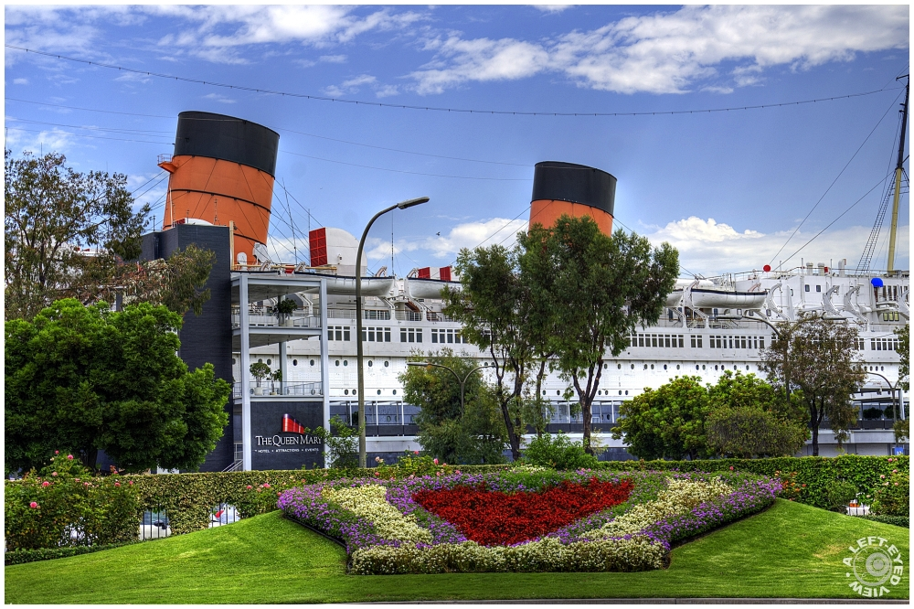 """Queen Mary"", ""A Left-Eyed View"""