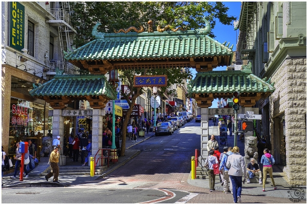 """""""Chinatown"""", """"A Left-Eyed View"""""""