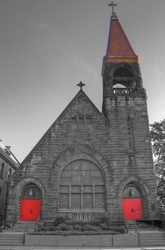Red Doors, Copper Steeple