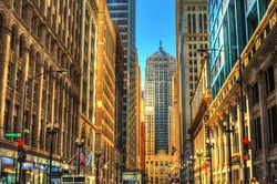 Chicago's Financial District