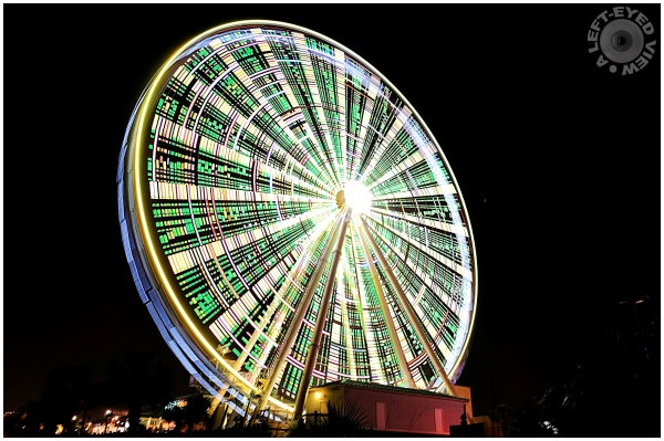 An Out of Control Skywheel??