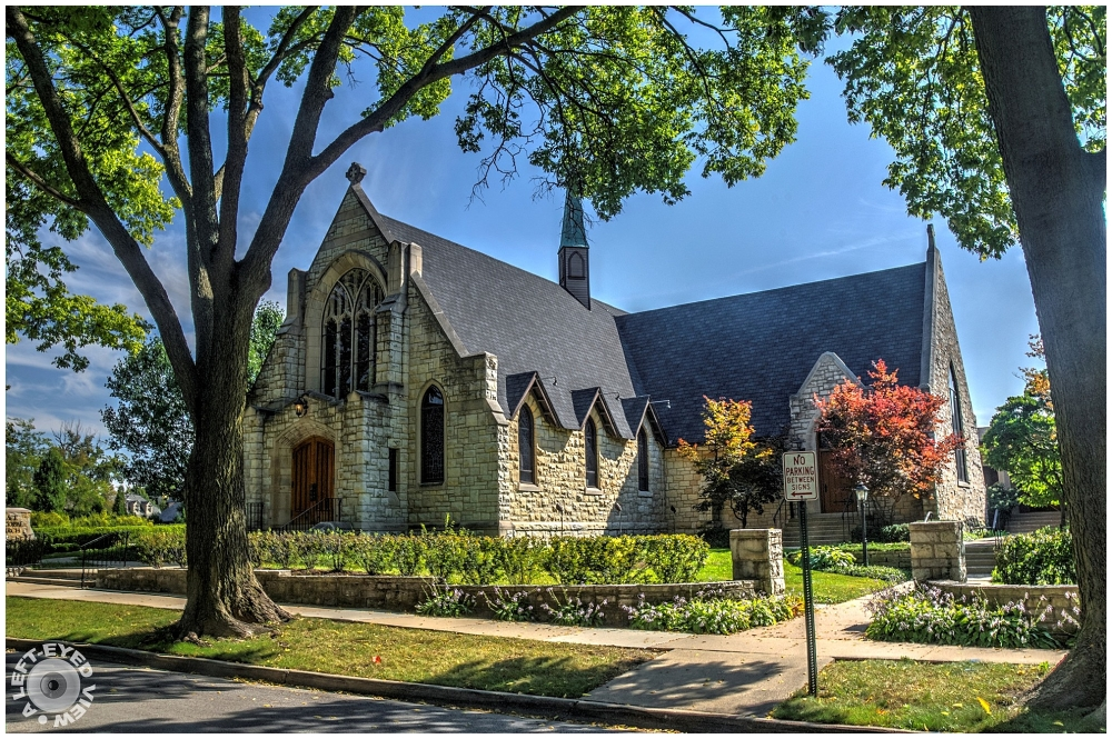 Grace Episcopal Church, Sabourin