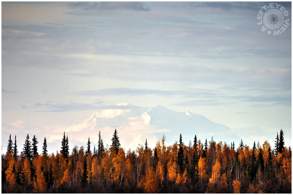 "Mount Denali, Sabourin, ""A Left-Eyed View"""