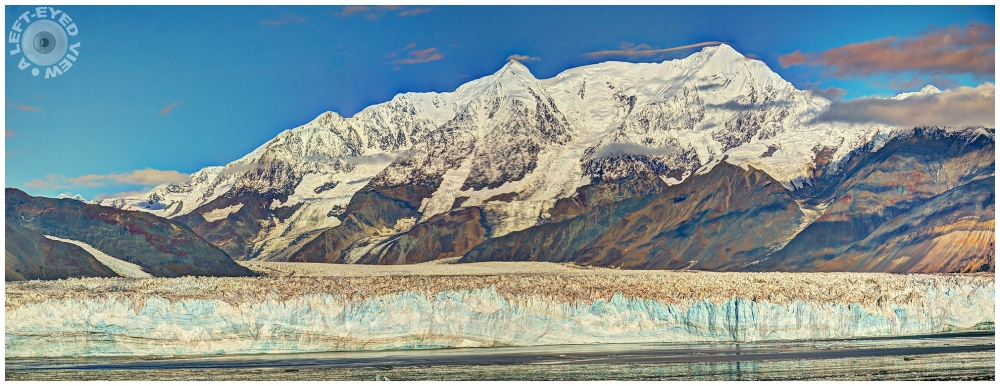 "Sabourin, ""Hubbard Glacier"""