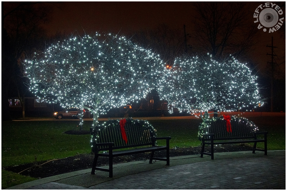 Christmas Park, Sabourin, Countryside