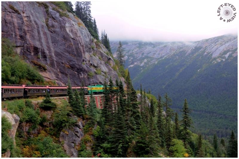 White Pass and Yukon Route Railroad, Sabourin