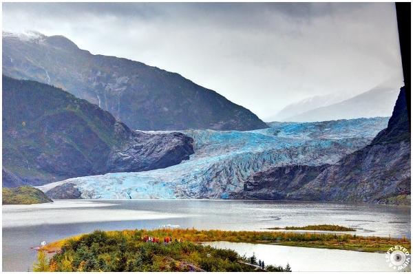 """Mendenhall Glacier"", Sabourin"