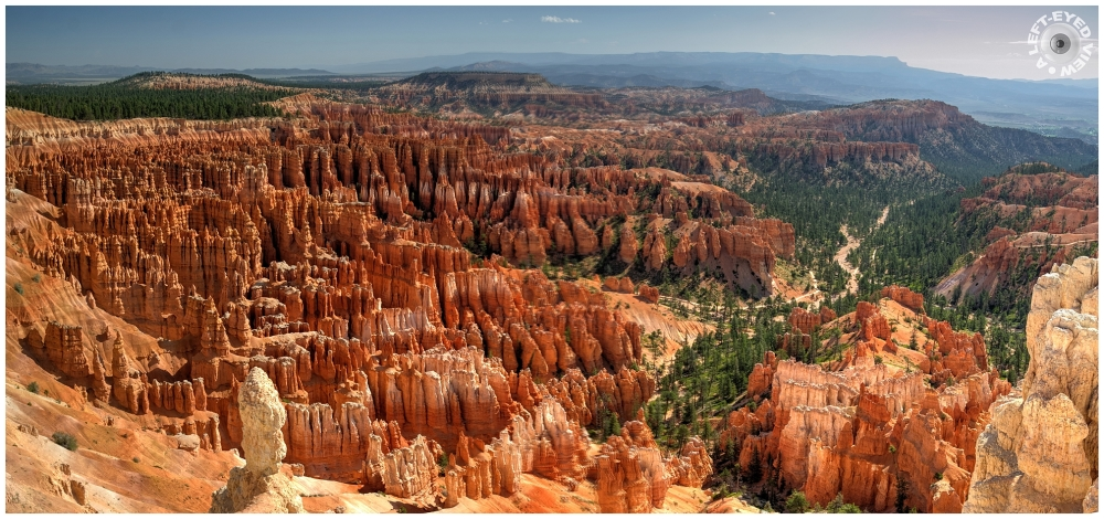 """Inspiration Point"", ""Bryce Canyon"", Sabourin"