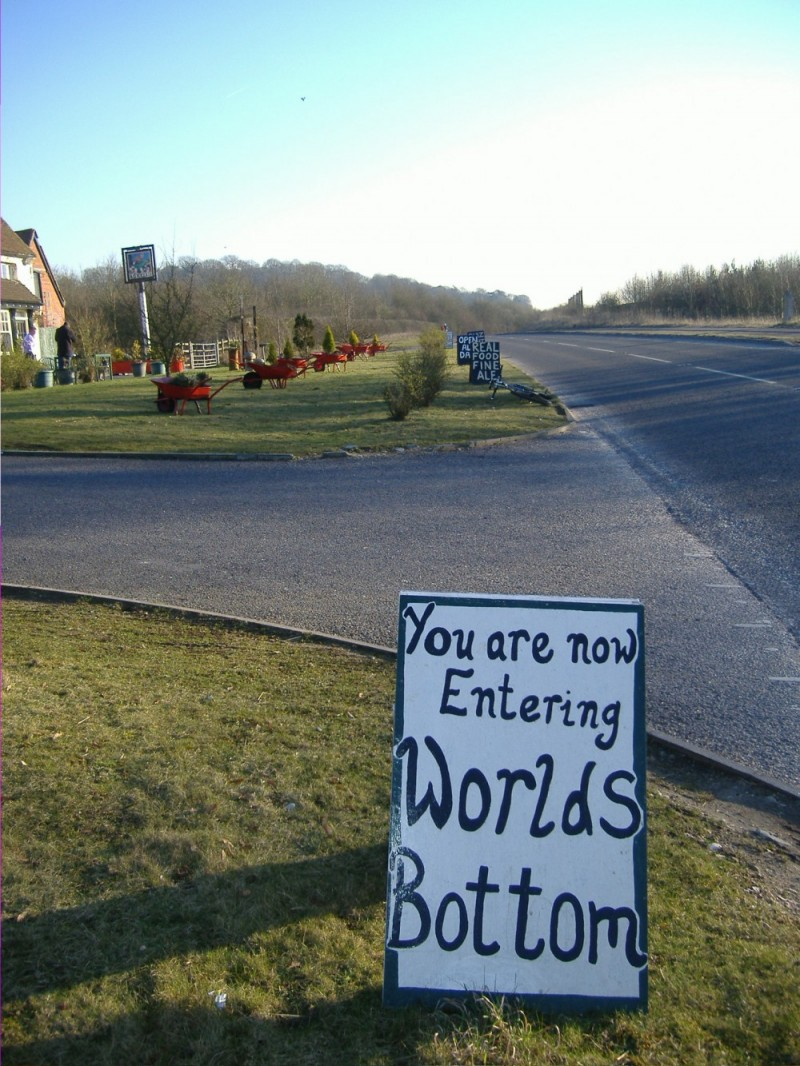 World's Bottom