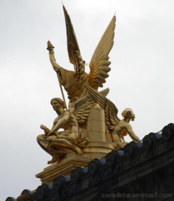 Palais Garnier #2 (Opéra de Paris - Opéra Garnier)