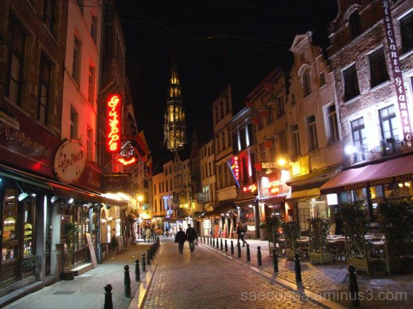 Brussels Nights #2