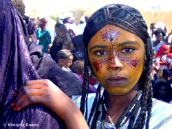 """ Miss Touaregue "" (Niger)"