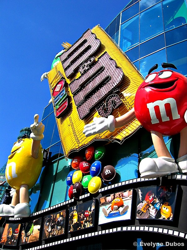 M&M's World?