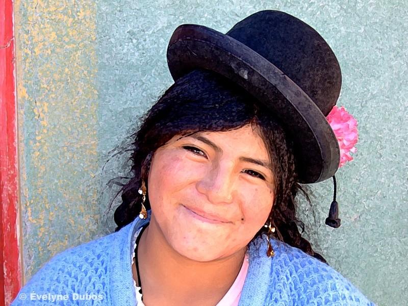 Coeur à prendre. Free heart. (Bolivia).
