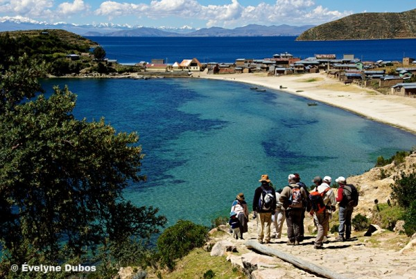 Somewhere.. in Paradise  (Titicaca lake-Bolivia)