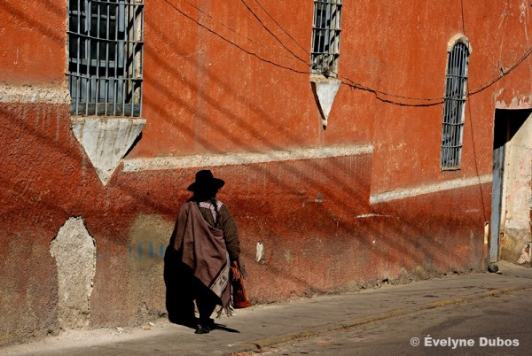 The black hat.  (Bolivia)