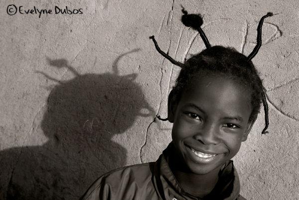 African sensors of joie de vivre.
