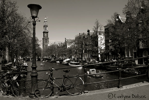 Quai de jour  -Amsterdam-  (1)
