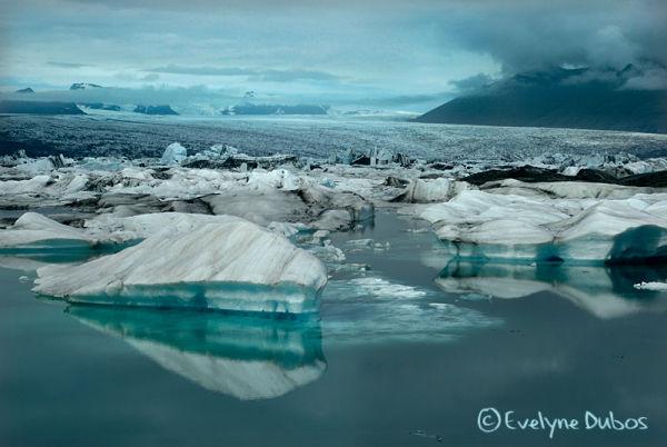 Errance glacée - (Islande)