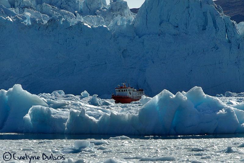 Les géants de glace (3)  - Groenland -