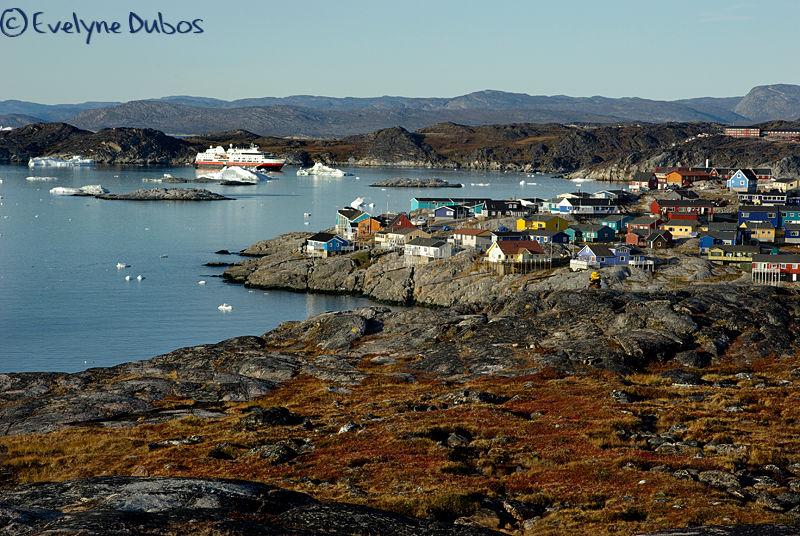 L'escale   - Groenland -