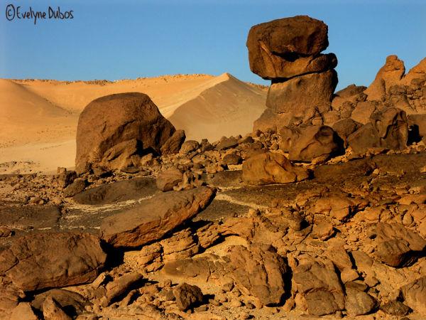 Une question d'équilibre... (Niger)