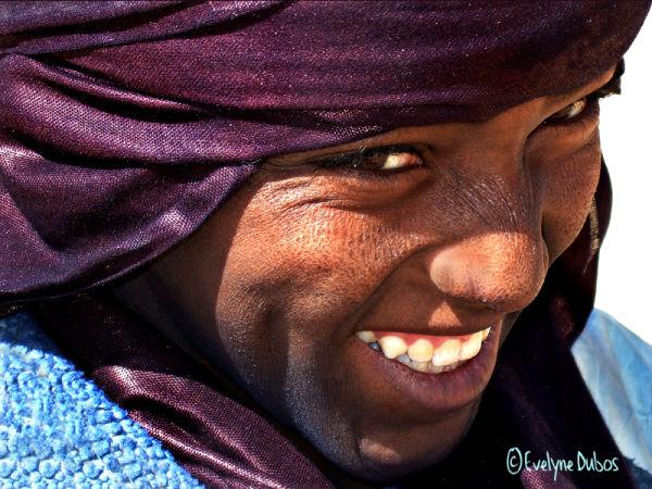 Au soleil... (Niger)
