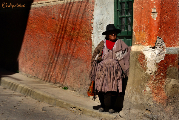 A3-Thérapy(69) : Dans les rues de Potosi.