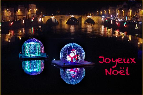 Les lumière de Laval (2) : Merry Christmas !