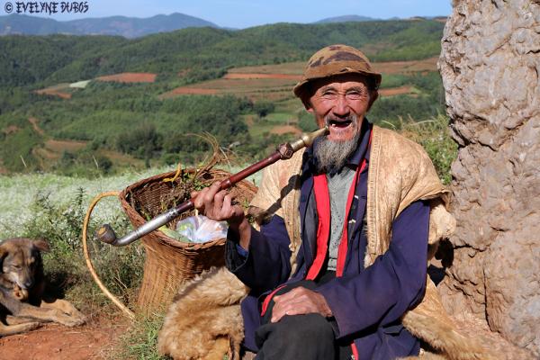 Fumeurs de pipe (2) : le berger.
