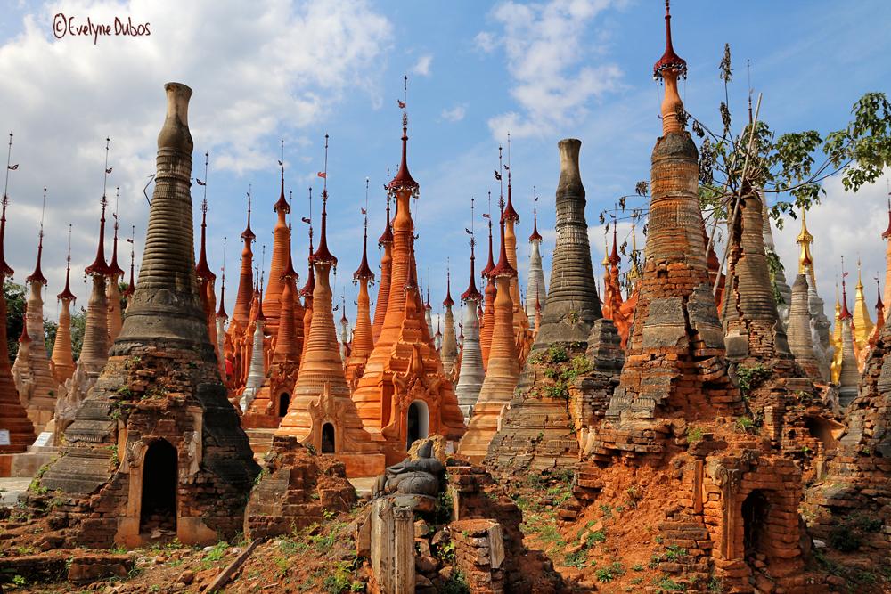 Des Stupas par milliers -1-