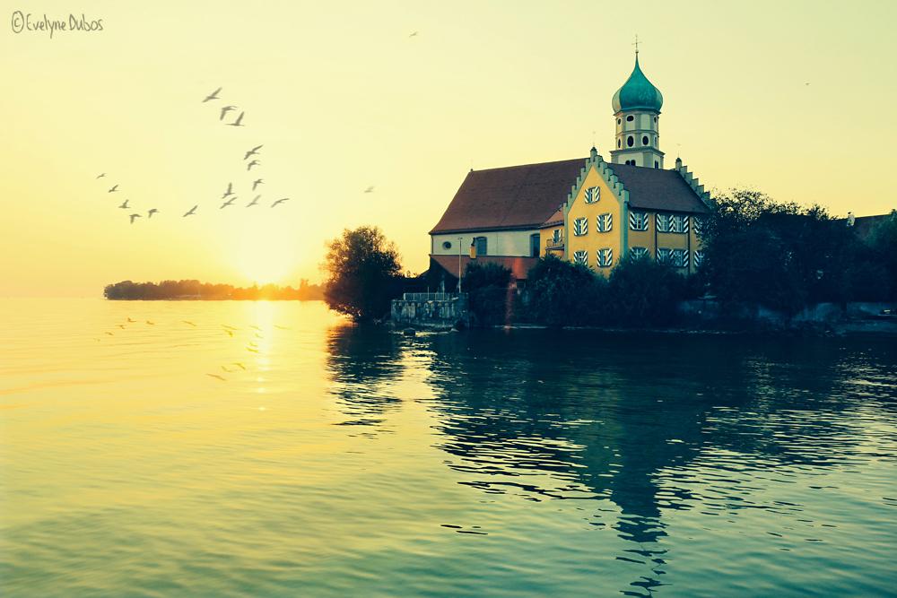 Chapelles bavaroises (3) : a dreamy vision.