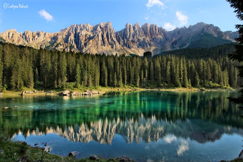 Lago di Carreza.