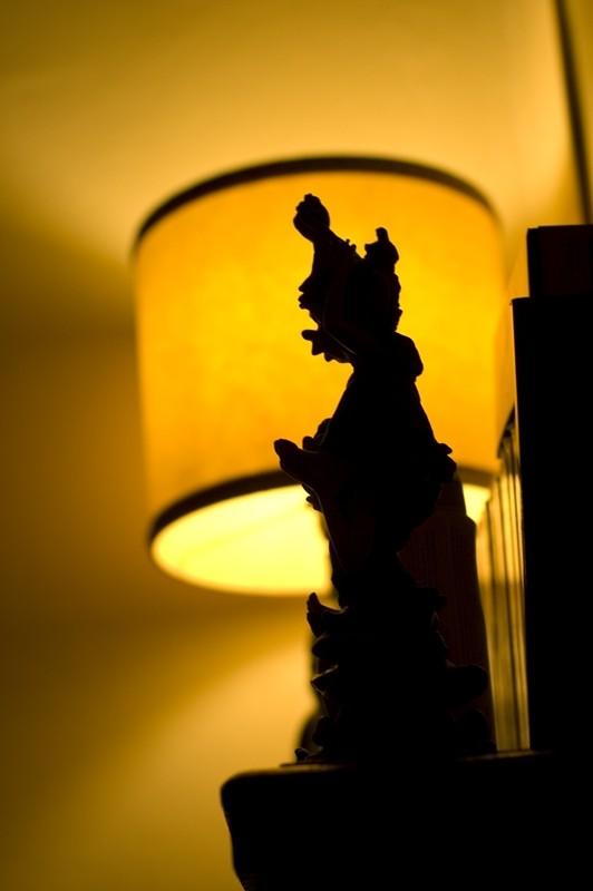 Gnomo silhouette