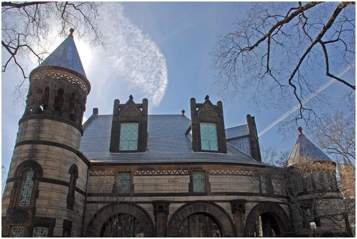 Auditorium Princeton University New Jersey